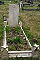 East Sheen Cemetery, Private F C Wootton grave.jpg