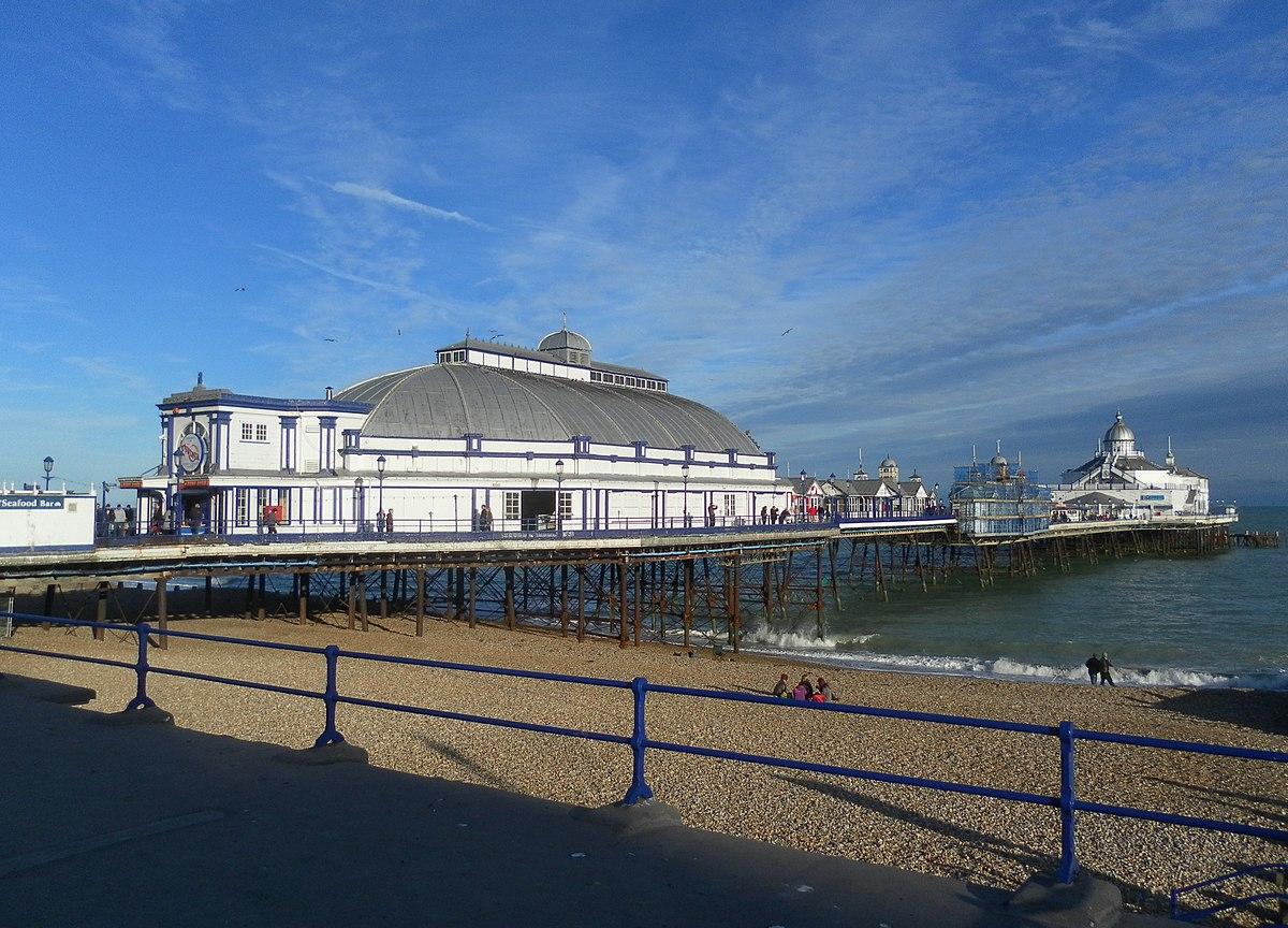 Eastbourne Pier - Wikidata