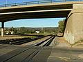 Eastern Railway under Roe highway.jpg