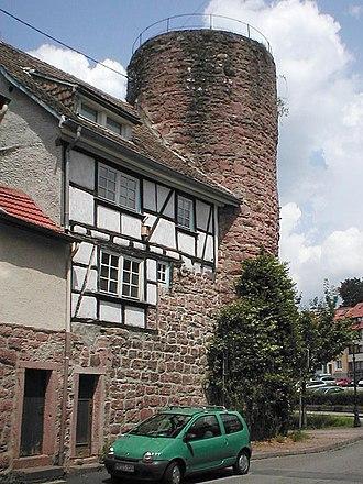 Eberbach (Baden) - Rosenturm