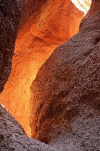 Purnululu National Park - Echidna Chasm