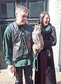 Echtpaar met vogel Brielle.jpg