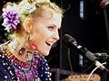 Edda Magnason performing in 2011.jpg