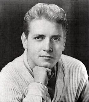 Eddie Cochran - Cochran in 1957