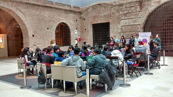 Editatón en el Museo del Bicentenario 3.jpg