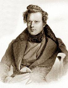 Eduard Genast (Quelle: Wikimedia)