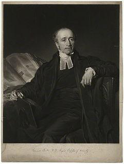Edward Burton (theologian) British theologian (1794-1836)