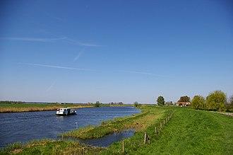 Eem - The Eem near Eembrugge