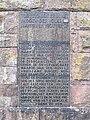 Eerebegraafplaats Bloemendaal – tweede steen met tekst.jpg