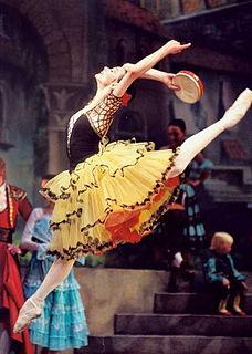 Eglė Špokaitė Lithuanian dancer