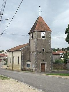 Moutrot Commune in Grand Est, France