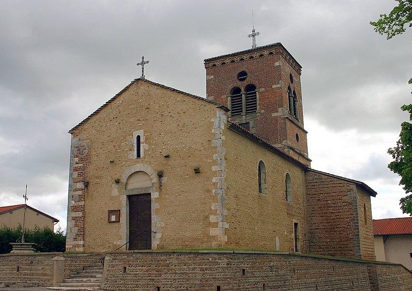 Église Saint-Pierre,  (Inscrit, 1979)