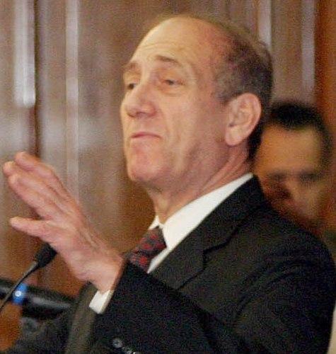 Ehud Olmert 2005 (cropped)