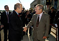 Ehud Olmert and Donald Rumsfeld 2.jpg