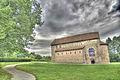 Einhards-Basilika Michelstadt Außenansicht farbe.jpg