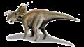 Einiosaurus BW transparent.png