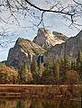 El Capitan Meadow - Yosemite Valley - Nov. 2010.jpg
