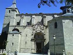 El Espinar iglesia de San Eutropio.JPG