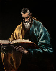 Apostle Saint Simon