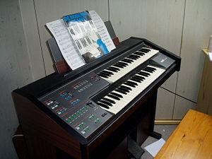 Generalmusic - GEM MK-10 electronic organ