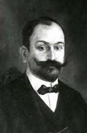 Elio Morpurgo - Portrait of Elio Morpurgo