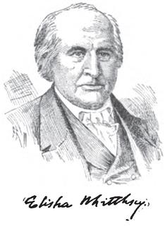 Elisha Whittlesey American politician