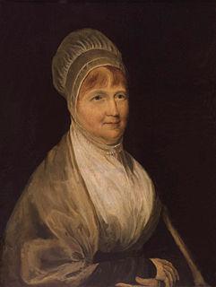 Elizabeth Fry Social reformer from England