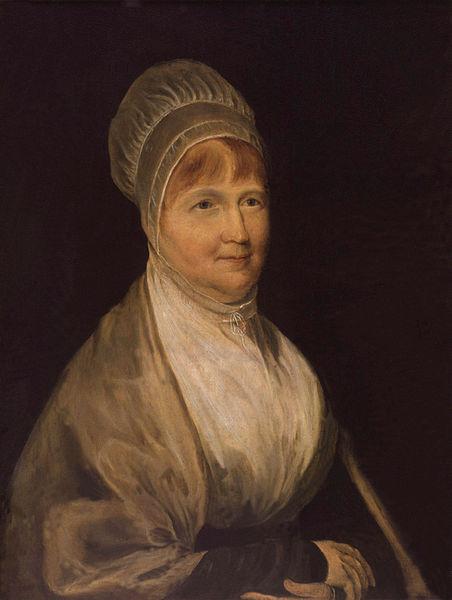 File Elizabeth Fry By Charles Robert Leslie Jpg Wikimedia Commons
