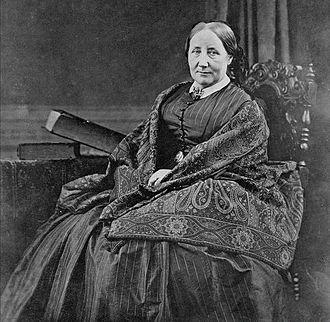 Elizabeth Gaskell - Elizabeth Gaskell, c. 1860