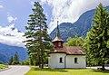 Ellbogen Kapelle Südansicht in Silenen URI Schweiz.jpg