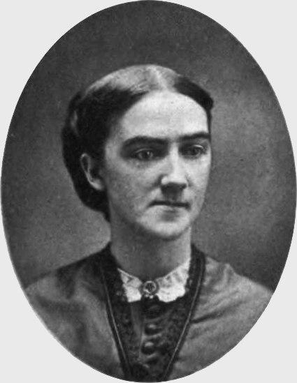 Ellen Swallow Richards Vassar 1870