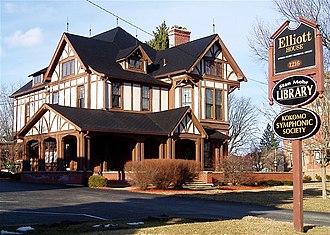 Old Silk Stocking Neighborhood - Elliott House