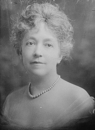 Elsie de Wolfe - Elsie de Wolfe, 1914