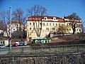 Elsnicovo náměstí, libeňský zámek.jpg