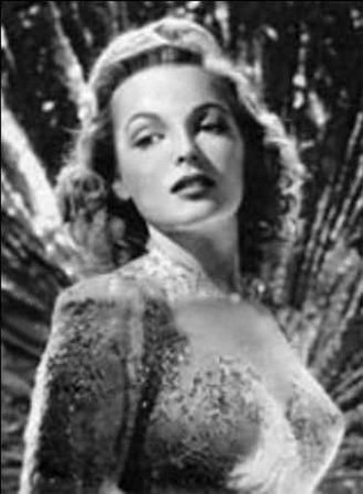 Tom Harmon - Actress Elyse Knox who was married to Harmon in 1944