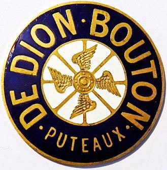 De Dion-Bouton - Image: Emblème De Dion Bouton