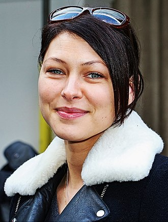 The Voice UK - Image: Emma Willis in 2014