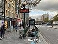 Entrée Station Métro Porte Vanves Paris 4.jpg