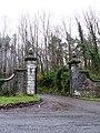 Entrance, Curragh Chase Forest Park, Co. Limerick - geograph.org.uk - 364408.jpg