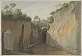 Entrance to the Grotto of Posillipo, Naples MET DP838029.jpg