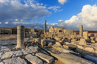Kourion - Kourion Agora
