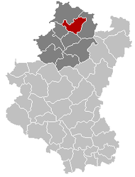 Erezée Luxembourg Belgium Map.png