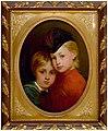 Ernest Slingeneyer - Portrait of his two children.jpg