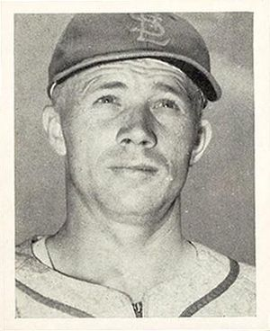 Ernie White - Image: Ernie White Cardinals
