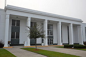 Escambia County Alabama Courthouse