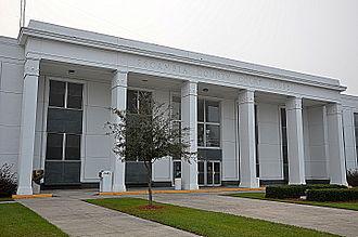Escambia County, Alabama - Image: Escambia County Alabama Courthouse