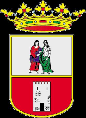 Dos Hermanas - Image: Escudo Municipal de Dos Hermanas