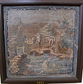 Esione abbandonata sulle coste della troade e liberata da ercole da un mostro marino, Pompei VI is. occ., 9445.JPG