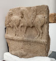 Estela bifronte de Atán. Séc I-II dC. Granito. Santo Estevo de Atán. Pantón. Lugo.jpg