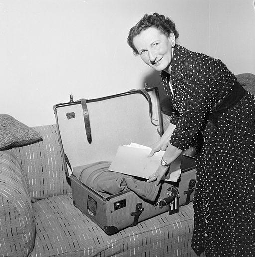 Ethel McMillan, 1958
